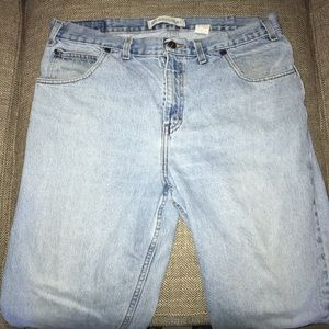2/$18.00 Faded Glory Men's Jeans Size 38